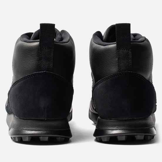 Мужские зимние кроссовки Onitsuka Tiger Winterized Black/Black