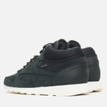 Зимние кроссовки Reebok Classic Leather Mid Gore-Tex Black/Paper White/Olive/Shark фото- 2