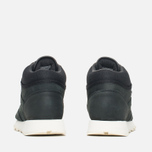 Зимние кроссовки Reebok Classic Leather Mid Gore-Tex Black/Paper White/Olive/Shark фото- 3