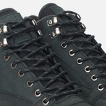 Зимние кроссовки Reebok Classic Leather Mid Gore-Tex Black/Paper White/Olive/Shark фото- 5