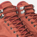 Зимние кроссовки Reebok Classic Leather Mid Gore-Tex Terra Red/Paper White фото- 5