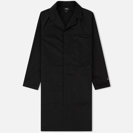 Мужское пальто A.P.C. Bruce Black