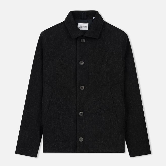 Мужское пальто Albam Blanket Charcoal