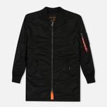 Мужское пальто Alpha Industries MA-1 Coat Black фото- 0