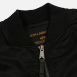 Мужское пальто Alpha Industries MA-1 Coat Black фото- 1