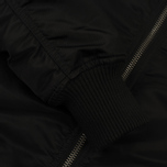 Мужское пальто Alpha Industries MA-1 Coat Black фото- 5