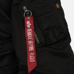 Мужское пальто Alpha Industries MA-1 Coat Black фото- 6