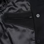 Armor-Lux Bicolour Peacoat Men's Coat Black/Aluminium Grey photo- 5