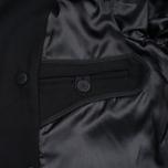 Armor-Lux Bicolour Peacoat Men's Coat Black/Aluminium Grey photo- 6
