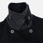 Мужское пальто Armor-Lux Bicolour Peacoat Black/Aluminium Grey фото- 3