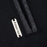 Armor-Lux Bicolour Peacoat Men's Coat Black/Aluminium Grey photo- 7