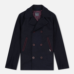 Мужское пальто Armor-Lux Bicolour Peacoat Rich Navy/Penombre фото- 0