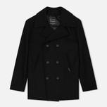 Мужское пальто Armor-Lux Cap Sizun Peacoat Black фото- 0