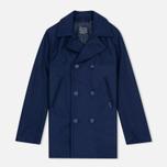 Мужское пальто Armor-Lux Cap Sizun Peacoat Voilier Blue фото- 0