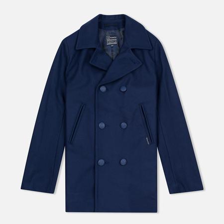 Мужское пальто Armor-Lux Cap Sizun Peacoat Voilier Blue