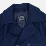 Мужское пальто Armor-Lux Cap Sizun Peacoat Voilier Blue фото- 2