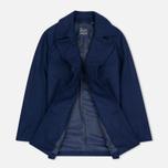 Мужское пальто Armor-Lux Cap Sizun Peacoat Voilier Blue фото- 1