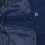 Мужское пальто Armor-Lux Cap Sizun Peacoat Voilier Blue фото- 5