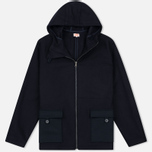 Armor-Lux Heritage Kabig Men's Coat Navy photo- 0