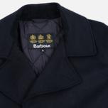 Мужское пальто Barbour Batten Wool Navy фото- 1