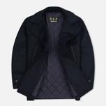 Мужское пальто Barbour Batten Wool Navy фото- 2