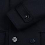 Мужское пальто Barbour Batten Wool Navy фото- 3