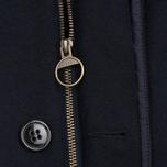 Мужское пальто Barbour Watten Wool Navy фото- 7