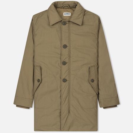 Мужское пальто Edwin Surplus Mac Khaki