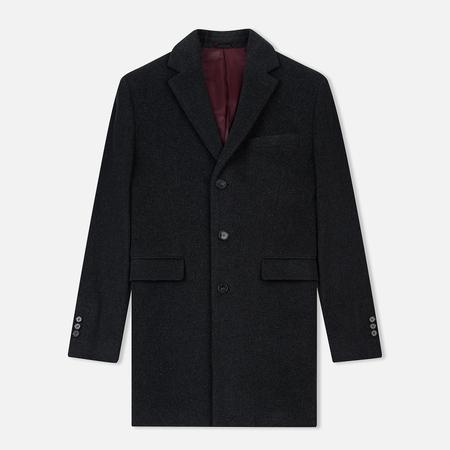 Мужское пальто Gant The Wool Antracit Melange