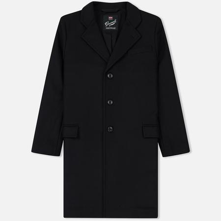Мужское пальто Gloverall Chesterfield Black