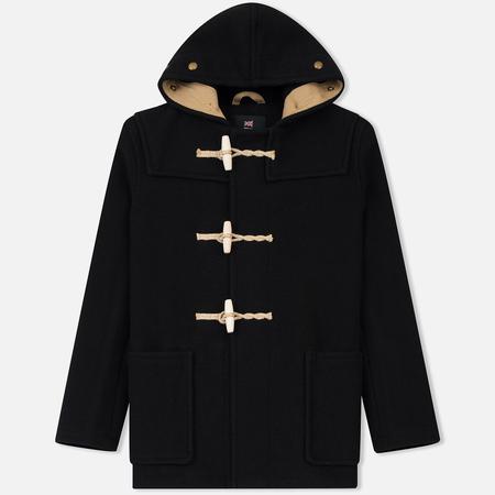 Мужское пальто Gloverall Mid Length Monty Black