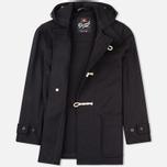 Мужское пальто Gloverall Mid Monty Navy фото- 1