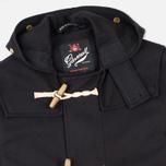 Мужское пальто Gloverall Mid Monty Navy фото- 2