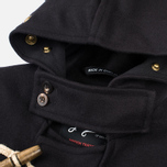 Мужское пальто Gloverall Mid Monty Navy фото- 3