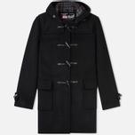 Мужское пальто Gloverall Morris Black фото- 0