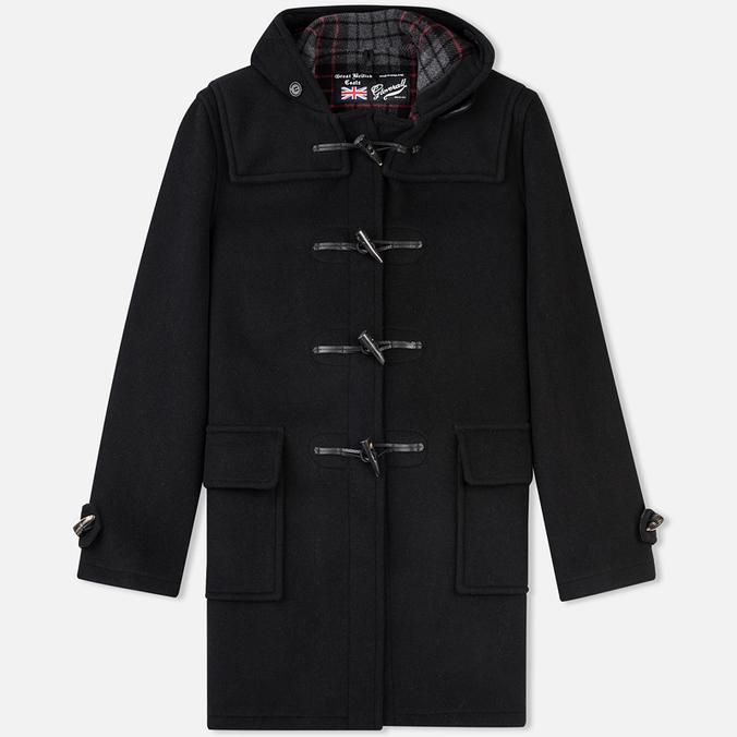 Мужское пальто Gloverall Morris Black
