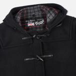 Мужское пальто Gloverall Morris Black фото- 2