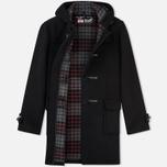 Мужское пальто Gloverall Morris Black фото- 1