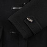 Мужское пальто Gloverall Morris Black фото- 3