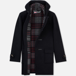 Gloverall Morris Men's Coat Navy photo- 1