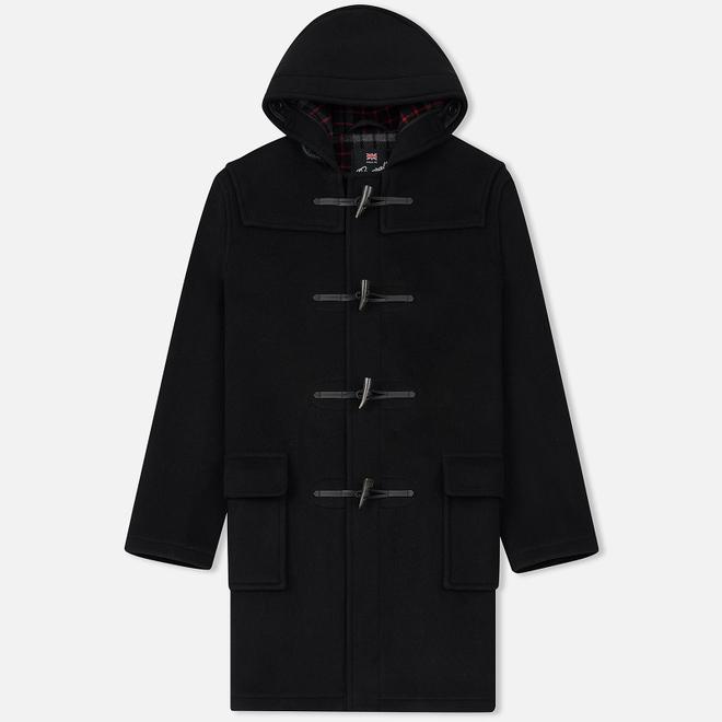 Мужское пальто Gloverall Original Duffle Black