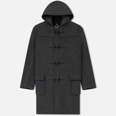 Мужское пальто Gloverall Original Duffle Grey