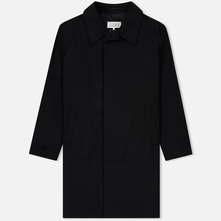 Мужское пальто Maison Margiela Trench Black