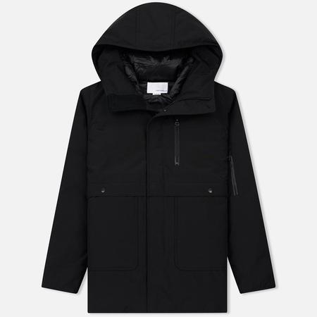 Мужское пальто Nanamica Down Black