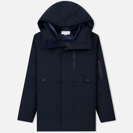 Мужское пальто Nanamica Down Navy