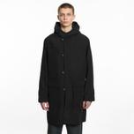 Мужское пальто Nanamica Gore-Tex Duffle Black фото- 6