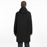 Мужское пальто Nanamica Gore-Tex Duffle Black фото- 7