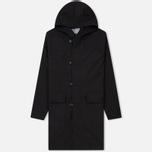 Мужское пальто Nanamica Gore-Tex Duffle Black фото- 0