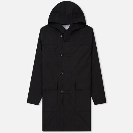Мужское пальто Nanamica Gore-Tex Duffle Black