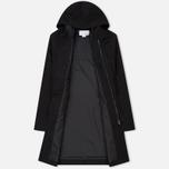 Мужское пальто Nanamica Gore-Tex Duffle Black фото- 2